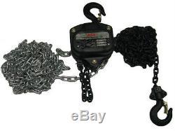 1.0 Ton Hand Chain block 6 mtrs Height Of Lift / hoist