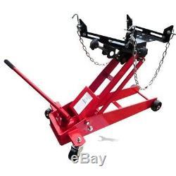 1/2 Ton Transmission Floor Jack Automotive Shop Tool Trans Hoist Jacks Lift