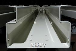 2 POST HYDRAULIC VAN LIFT / RAMP 4.5 TON 240Volt (1 Phase)