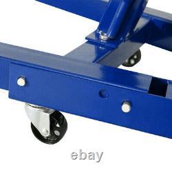 2 Ton Foldable Frame Hydraulic Garage Shop Lift Engine Crane Stand Cranes Hoist