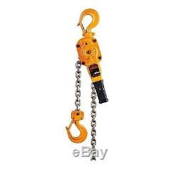 2 Ton Harrington LB Series 4000lb Lever Chain Hoist LB020