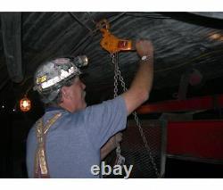 3/4 TON HARRINGTON LB008 Lever Chain Hoist, 1500 lb