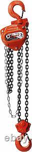 3 Ton Capacity Endless Chain Hoist T&E Tools TECB3