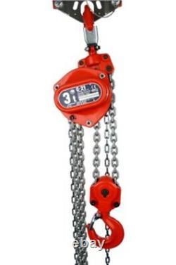 3 Ton Hand Chain block 3 mtrs Height Of Lift / hoist