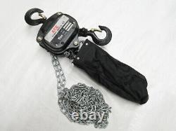 5 Ton 10 Metre Chain Hoist Block With Chain Bag