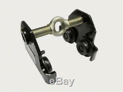 5 Ton Adjustable Screw Type Push Trolley 5T 5000KG 11000LB RSJ Beam Girder