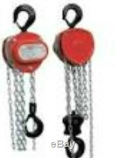 5 Ton Hand Chain block 3 mtrs Height Of Lift / hoist
