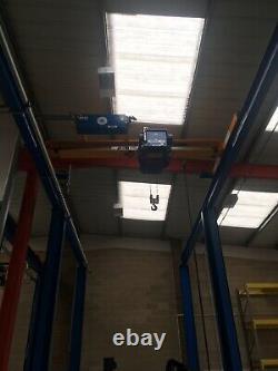 ABUS 2.5 Ton Crane And Gantry