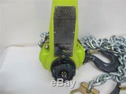 AMH X5L07056, 3-1/2 Ton Lever Chain Hoist X5, 10' Lift