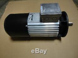 Abm-33295003,1-3 Ton, Hoist / Crane Motor, Lift-tech-zfb40/4df100lc4x-8/2, Yale