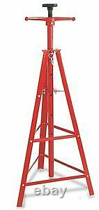American Forge 2 Ton Under Hoist Tripod Stand 3315A