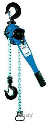 Bravo 1/4 Ton Lever Hoist with5' Chain Hoist
