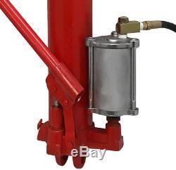 Cherry Crane 8 Ton Long Ram Air Hydraulic Jack Steel Engine Hoist Lift