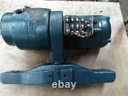 Chisholm-Moore 2-Ton Electric Chain Hoist 9 FPM 440VAC Made in USA