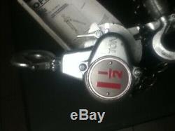 Cmco coffing ra-series alumininum ratchet lever hoist 11/2 ton 5' lift
