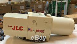 Coffing JLC2016 3 Hoist 1 Ton 10Ft Chain Length 460V 16fpm NOS