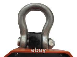 Digital Crane Scale 15T (Hanging Hook Hoist Electronic Industrial Ton)