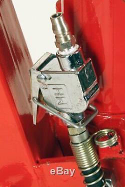 Dragway Tools 2 Ton Folding Air Hydraulic Engine Hoist Cherry Picker Shop Crane
