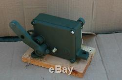 Dump hoist control box M809/M939 series 5Ton dump, 2520-00-740-9245