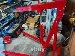 Engine hoist crane 2 Ton New