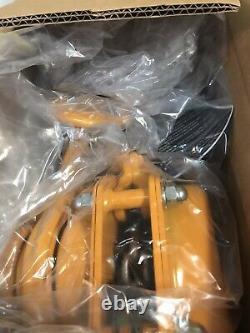 HARRINGTON L5LB008.75 Ton Lever Hoist Chain Type