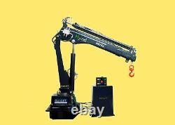 HYiND H10X1P Truck Crane FREE DELIVERY 1 Ton hiab Loader PTO option