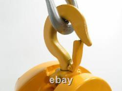 Harrington 1.5 1 1/2 Ton 3000 LB Manual Chain Fall Hoist 20 Ft Lift 20' Travel