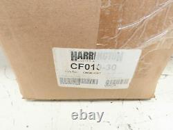 Harrington 1 Ton 2000 LB Manual Chain Fall Hoist 30 Ft Lift Hook CF4 30' Travel