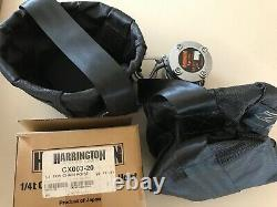 Harrington CX003- Mini Hand Chain Hoist, Hook mount, 1/4 Ton Capacity, 20' Lift