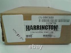 Harrington Universal Beam Clamp Ubc020, 2 Ton