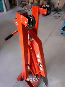 Hilka 1 ton folding hydraulic engine crane hoist part no 82951000