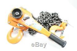 Ingersoll Rand LV600-15L Lever Chain 3ton Hoist