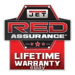 JET 287402 JLP-A Series 1-1/2 Ton Lever Hoist, 15' Lift