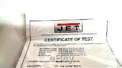 Jet 181215 JLH-25-15 1/4 Ton Compact Lever Hoist with 15' Lift