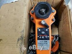 Jet 1 1/2 Ton 20 FT LIFT JLP-150-20