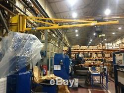 Jib Crane Swing Jib 3m Radius SWL 125 kg 1000 kg 1 TON