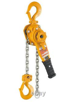 Kito compact lever block LB016 1.6 ton x 1.5 m from Japan DHL NEW