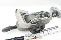 Little Mule 2-ton Cable Ratchet Lever Hoist Part Number 404WNA Come Along