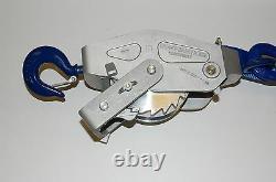 Lug-All 1 / 2 Ton 4-A Strap Ratchet Winch Hoist