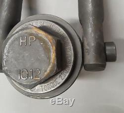 M64 Safety Hoist Ring Eye Bolt 22 TON 50000 LBS Torque 290 KG/M 2100 FT LBS