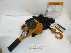 Magna LH07520, 3/4 Ton Lever Chain Hoist, 20' Lift
