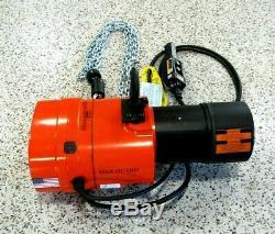 New CM Man Guard Mg501610rh2 Electric Chain Hoist 1/2 Ton 460v 3p 10ft