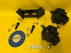 New Set Engine Mounts + Gearbox Mounting Opel Blitz 1,9 -tonner with 2,5 +1,9