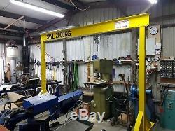 Portable Lifting gantry 2 ton lifting capacity