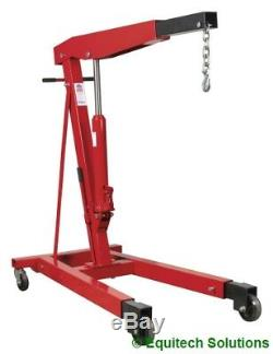 Sealey Tools PH30 3 Ton 3T Engine Crane Hoist Lift Hydraulic Garage Workshop New