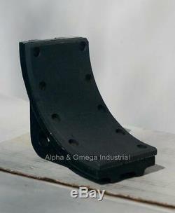 Set of 2 Brake Pads Shoes for Shaw Box 25 Ton Overhead Crane Hoist