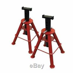 Sunex 1310 10 TON Jack Stands MD Height PIN Type