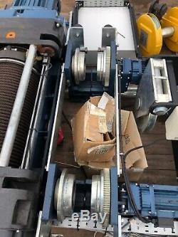Terex Donati 12.5 Ton Over Head Crane Hoist Single Girder Crane £4000+vat