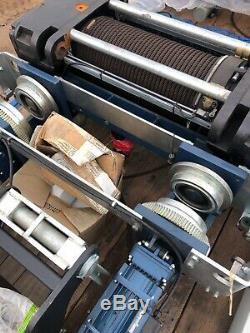 Terex Donati 12.5 Ton Over Head Crane Hoist Single Girder Crane £5000+vat