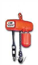 Valustar electric chain hoist 2 Ton (440-480/3/60) new